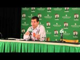 Brad Stevens on Playing a Tough Bulls Team and Getting Ready for Golden State