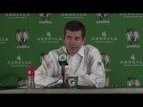 Brad Stevens on Trying to Shut Down Chris Paul as Celtics Beat Clippers in Overtime