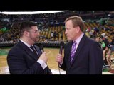 Talking DeMarcus Cousins and Celtics with Kings Play by Play Guy Grant Napear - Garden Report