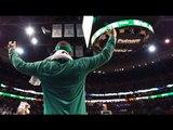 Coach Nick on Game 1 Chicago Bulls v Boston Celtics