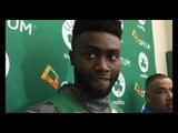 Jaylen Brown talks ahead of NBA Playoffs Debut as Boston Celtics face Chicago Bulls