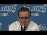 """Wizards Coach Scott Brooks on Celtics vs Wizards: """"It's Pleasant on the Eye. And it's Not football"""""""