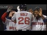 Red Sox Talk: Dustin Pedroia + Manny Machado + Brock Holt
