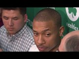 Isaiah Thomas on Celtics as Underdogs vs Lebron James and Cleveland Cavaliers