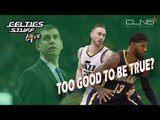 Here's How the CELTICS can acquire HAYWARD & PAUL GEORGE