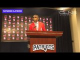 Raymond Clayborn on his EMOTIONAL tribute to his former PATRIOTS teammates