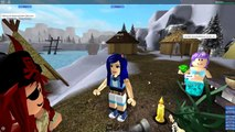 643.Roblox Adventures -  TRICKING PIRATES WITH FAKE TREASURE!!! NEVERLAND LAGOON! (Roblox Roleplay)