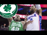 Can JAHLIL OKAFOR fit in w/ CELTICS? Breaking down of C's DEFENSIVE highlights