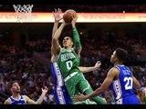 [News] Boston Celtics Take on Philadelphia 76ers | Ben Simmons Sets a NBA Record | LeBron James...