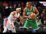 Boston Celtics def. Detroit Pistons 91-81