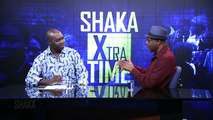 Shaka Ssali was asked if there was a term limit on him hosting Straight Talk Africa and gave advice and insight to women out there who want to host the show. Ta