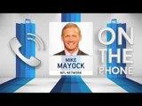 Mike Reiss & Mike Petraglia question Mike Mayock on NFL Draft