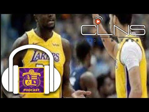 90: Lakers Free Agency & NBA Draft