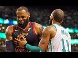 LeBron James + Kyrie Irving rumors | Causeway Street Podcast