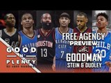 NBA Prepping for More Offseason Fireworks w/ Jeff Goodman, Jared Dudley & Marc Stein