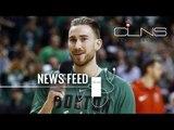 "[News] Aaron Baynes Represented Celtics at NBA Awards | Gordon Hayward Posts Blog Titled ""Won't..."