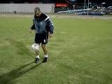 foot jonglage, Salman