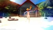 Japan Music [MMD 艦これ] ARROW - Akita Neru Bikini (Vocaloid) [R18] [4K] [60fps]