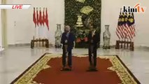 LIVE: Dr Mahathir Mohamad holds joint press conference with President Jokowi in Jakarta