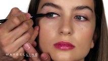 Maquillaje de ojos  máxima expresividad en tu mirada - Maybelline NY