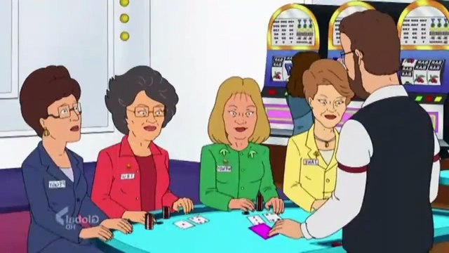 King Of The Hill S13E09 What Happens At The National Propane Gas Convention İn Memphis Stays At The National Propane Gas Convention İn Memphis