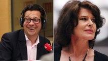 """Laurent Gerra imitant Fanny Ardant : """"Avec une grande bouche, tu ferais aussi des économies de vêtem"""