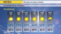 Des températures caniculaires ce week-end (30 juin - 1er juillet)