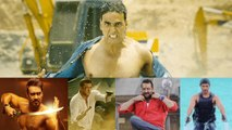 Sanjay Dutt to Salman Khan, Bollywood actors who perform their own stunts; Check out । FilmiBeat