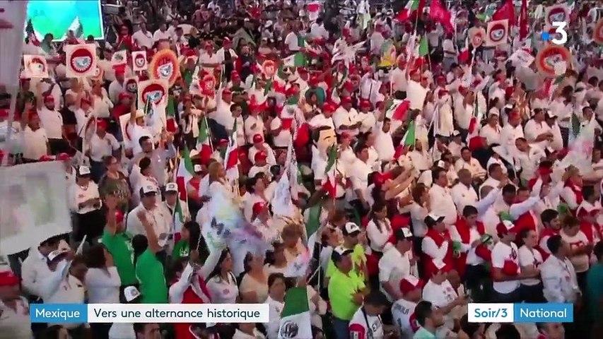 Mexique : vers une alternance historique