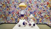 Découvrez l'expo de Murakami, star du pop art japonais, à la fondation Vuitton