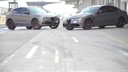Un cumpleaños extraordinario para la marca Alfa Romeo