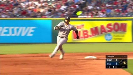 Chicago White Sox vs Cleveland Indians Full Game Highlights - May 29, 2018