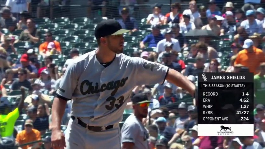 Chicago White Sox vs Detroit Tigers Full Game Highlights - May 27, 2018