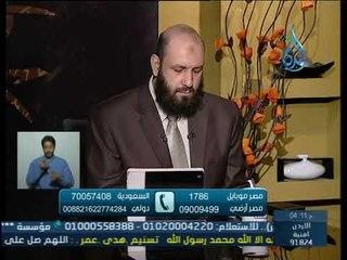أهل الذكر | الشيخ سامي السرساوي في ضيافة أ.أحمد نصر 1.11.2014