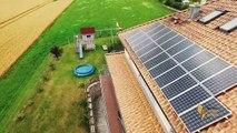 Die eigene Sonne zuhause - Die Caterva-Sonne. 20 Jahre Freistrom & 20 Jahre wartungsfrei