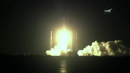Launch of SpaceX Falcon 9 with Dragon CRS-15 (Final Block 4)