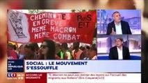 Muriel Pénicaud: «Je pense qu'il n'y avait pas de grogne sociale collective»