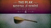 Çeşitli Sanatçılar - Taş Plak Nostalji Serisi 4 (Türk Halk Müziği)