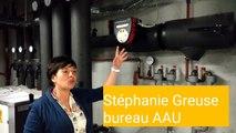 Comment on va économiser l'énergie, avec la géothermie, à la Mutualité chrétienne, à Verviers
