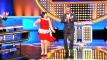 Steve Harvey, the newest Chippendale! - Family Feud