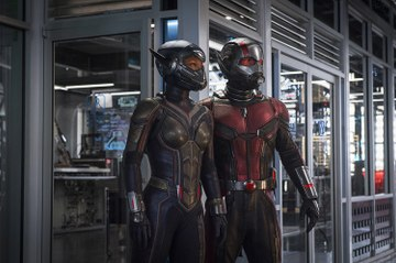 Ant-Man and the Wasp Trailer #2 (2018) - Movieclips Trailers - YouTube9883