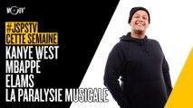 Je sais pas si t'as vu cette semaine... Mbappé, Kanye West, Elams, la paralysie musicale... #JSPSTV