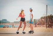 Segway Drift W1: así son los patines eléctricos de Segway
