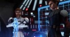 Star Wars The Clone Wars S01 - Ep05 Rookies HD Watch