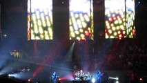Muse - Map of the Problematique, Madison Square Garden, New York, NY, USA  3/6/2010