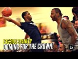 Cassius Stanley COMING for that BEST DUNKER in High School Crown! Sierra Canyon Looking OP!