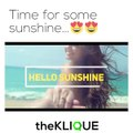 **WIN A VIP EXPERIENCE TO Hello Sunshine Beach Festival ft Alex Stein, Undercover & Meduza**A delightful celebration of Summer showcasing radiant party people