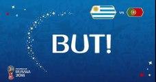 Uruguay - Portugal résumé& buts 2-1 / Coupe du monde