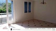 A louer - Appartement - Vizille (38220) - 3 pièces - 65m²