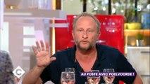 """Benoit Poelvorde raconte la plus grosse honte de sa carrière dans """"C à vous"""" - Regardez"""